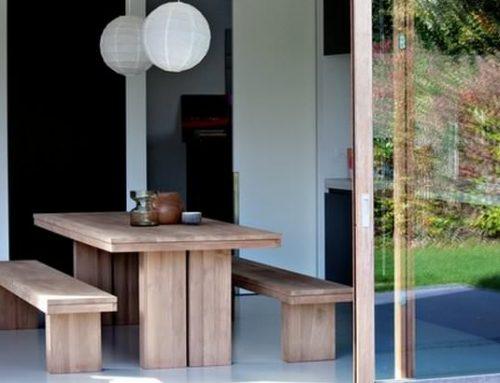 Déco intérieure : Quels matériaux pour votre salle à manger ?