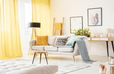 Comment choisir ses rideaux de salon