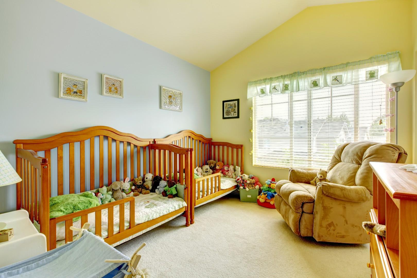 Comment Decorer La Chambre De Jumeaux Home Coaching