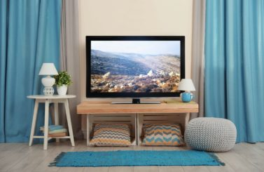 Comment poser sa télé? ( fixée au mur ou sur un meuble tv)