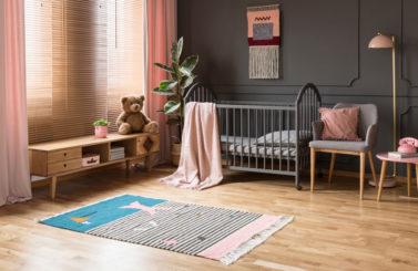 Décorer la chambre d'un bébé avec un budget limité
